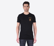 T-Shirt 'Tasty' schwarz