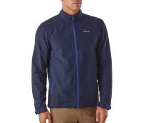 Jacke blau / dunkelblau / weiß