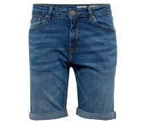 Jeans Shorts 'dnm MID Blue' blue denim