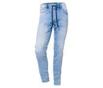 Jeans 'Jimi' blau