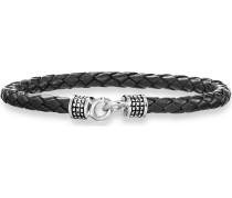 Armband 'c4183B/90/00/21' schwarz / silber
