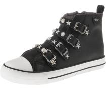 Sneaker 'Perla' schwarz / weiß