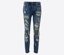 Jeans 'Kaylen' blue denim