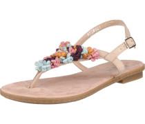 Sandale mischfarben / altrosa