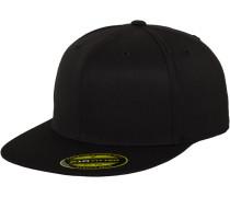 Premium 210 Fitted Cap schwarz