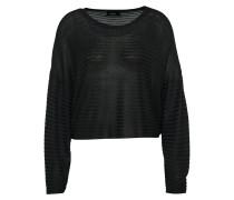Feinstrick Pullover 'onlDREW' schwarz