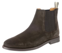 Chelsea Boots 'Max' dunkelbraun / schwarz