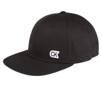 Cap 'J CK Badge Flat Peak Cap M'