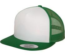Trucker 'Classic' grün / weiß