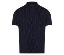 Poloshirt blau / hellblau