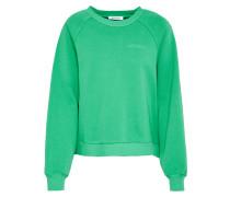 Sweatshirt 'Stine' grün