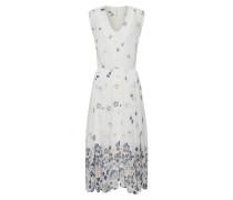 Kleid 'Candela' mischfarben / weiß