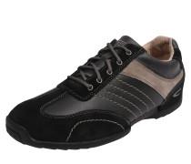 Sneaker 'Space 12' grau / schwarz