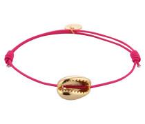 Armschmuck 'Beanie' gold / pink