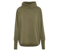 Sweatshirt 'nikolassy Sweat' khaki