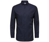 Formelles Slim Fit -Langarmhemd
