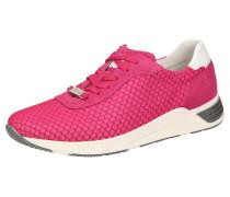 Sneaker 'Natovia-700' dunkelpink / weiß