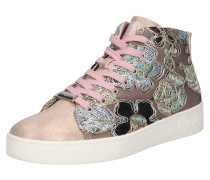 Sneaker 'Fergie' mischfarben / rosé
