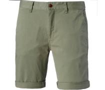 Shorts im Chino-Stil 'Freddy' khaki