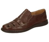 Sandale 'Elbego' kastanienbraun