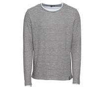 Sweatshirt 'msw Kain round' basaltgrau