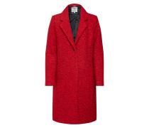 Mantel rot / schwarz