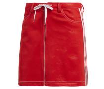 Rock 'Skirt' rot / weiß
