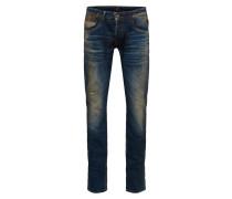 Jeans 'niels' blue denim