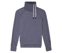 Sweatshirt 'S.Cruz High Neck' nachtblau
