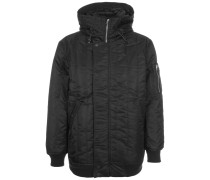 Channel Quilted Winterjacke Herren