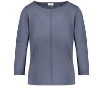 Pullover 3/4 Arm Rundhals 3/4 Arm Pullover aus Baumwolle
