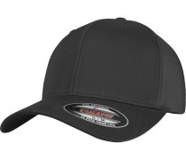 Perforated Cap schwarz