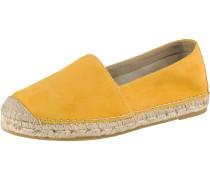 Espadrilles gelb