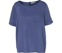 Bluse 'Nadress' dunkelblau