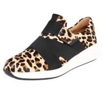 Sneaker 'Un Rio Strap' beige / braun / weiß