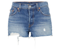'501' Shorts blue denim
