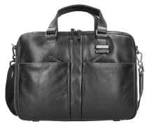 West Harbor Businesstasche Leder 39 cm