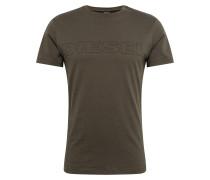 T-Shirt 'umlt-Jake Hemd' grün
