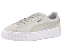 Sneaker 'Platform Shimmer Wn's' hellgrau