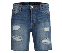 'rick Shorts Denim CUT OFF Camp' Jeansshorts