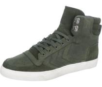 Stadil Winter Sneaker grün