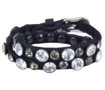 Armband 'Bracciali' schwarz