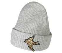Mütze 'Pcregitta' grau