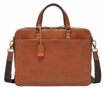 Messenger Bag 'defender Double Zip' cognac
