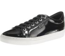 Sneakers 'coralie' schwarz / weiß