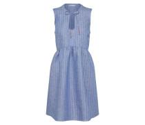 Kleid rauchblau