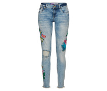 Jeans 'cassie' blue denim