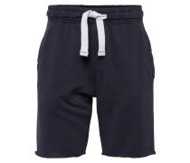 Shorts 'washed Shorts' navy
