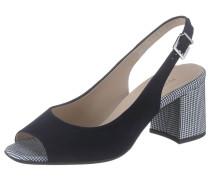 Sandalette 'Cira' dunkelblau