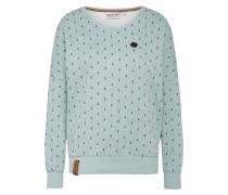 Sweater 'Jane Forensik' grün